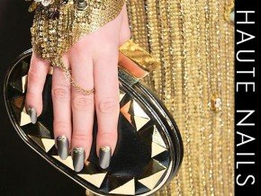 5 Fab Nail Trends Ripped Right from the Fall RTW Runways