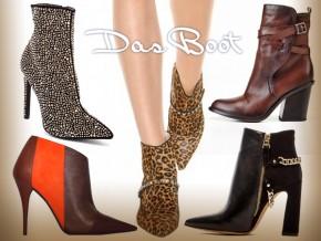 Fall Footwear Frenzy