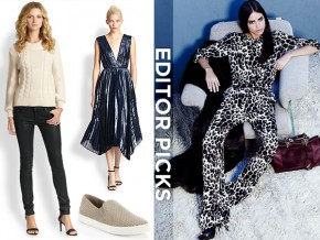 Embracing Fall with Saks Fifth Avenue