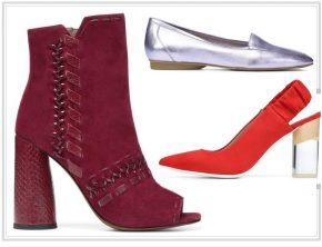 """冬日里的彩虹 鞋子就是越""""色""""越漂亮"""
