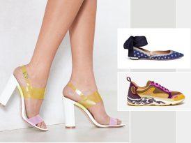 过季不候 | 五款潮流女鞋