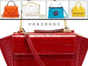 手上开花:手提包的新形貌