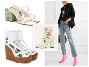 春之跫音 | 春心荡漾五种女鞋风格